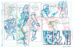 Issue 1 - Rough Pencils, Page 10