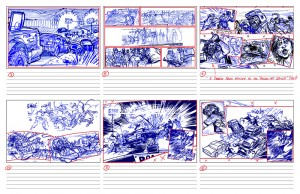 Issue 2 - Thumbnails, Pages 7-12