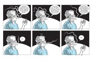 Untitled Comic Strip 1